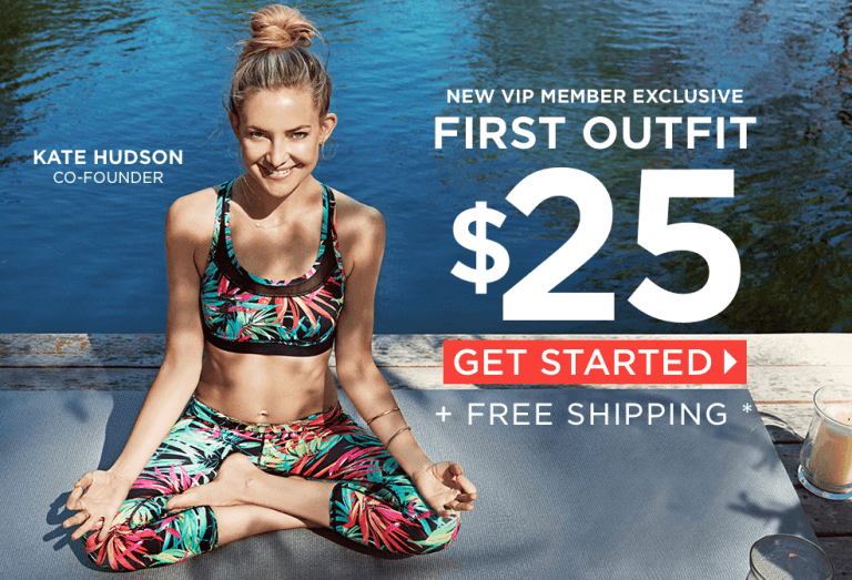 Fabletics test thousands of ads every year