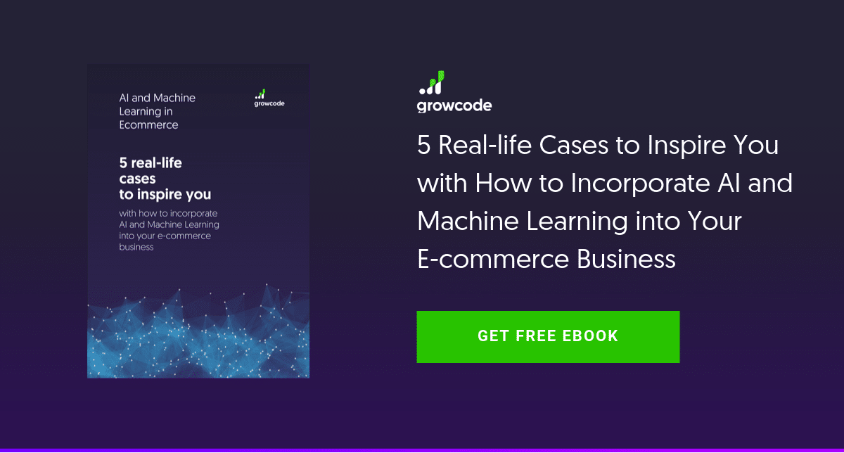 AI and Machine Learning in Ecommerce