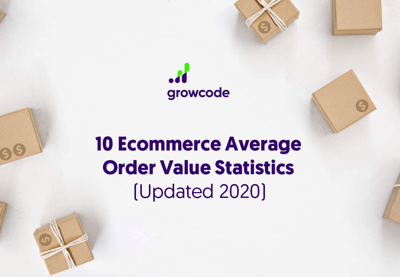 10 Ecommerce Average Order Value Statistics (Updated 2020)