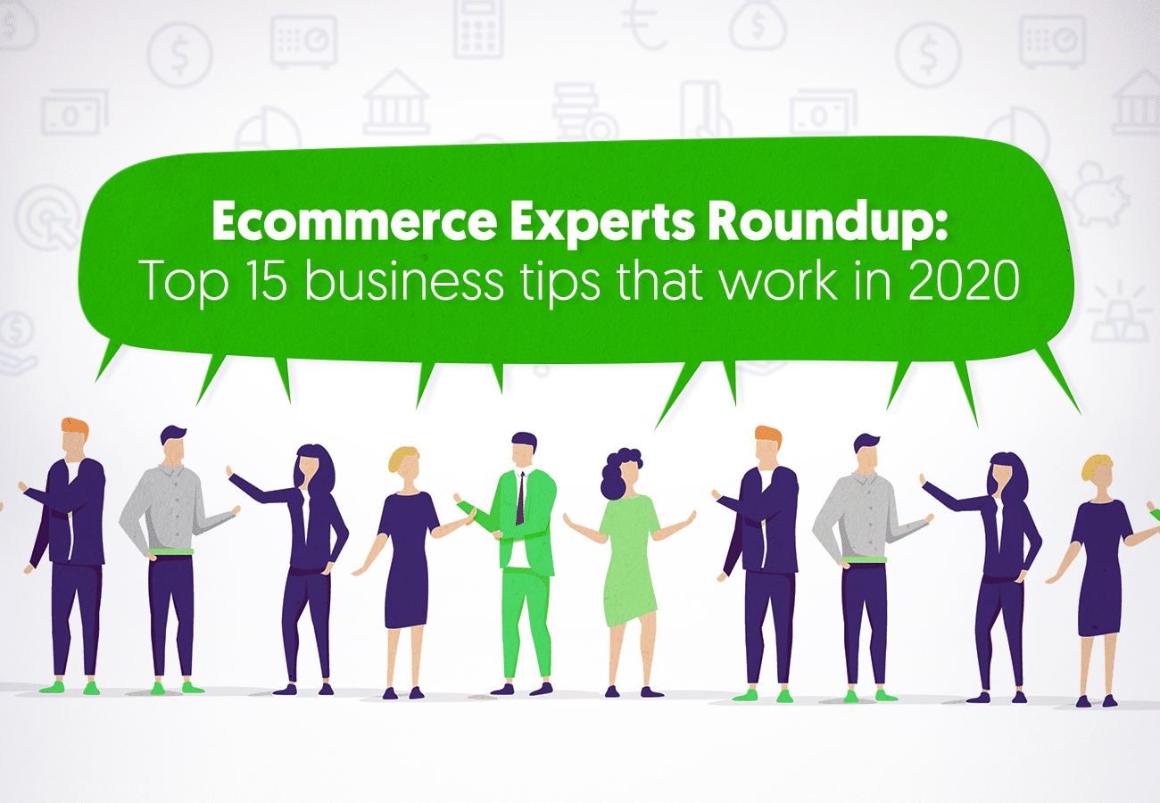 The ONE Most Important eCommerce Tip From Experts for 2020